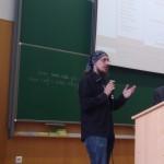 Wystąpienie o kołach naukowych na WMI UAM